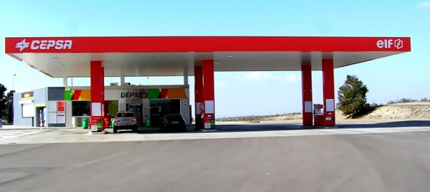 Gasolinera-CEPSA