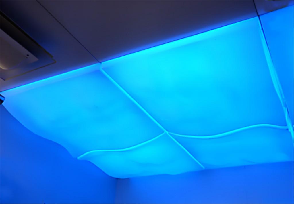 Iluminaci n ales grupo - Iluminacion led techo ...