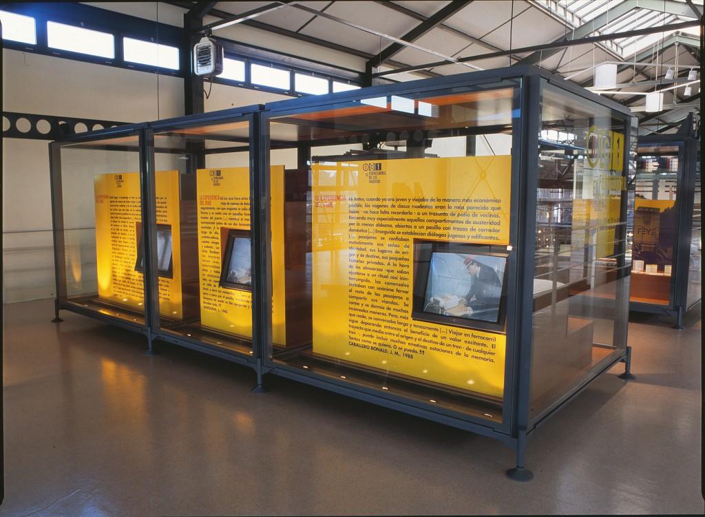 Museograf a y exposiciones ales grupo - Vitrinas de exposicion ...