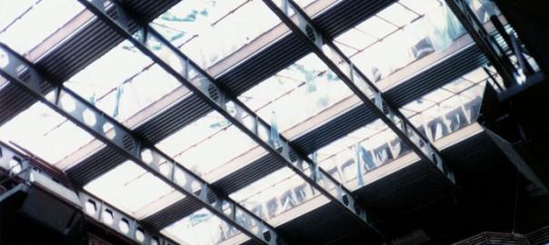 cubierta estructural