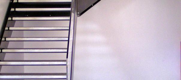 escaleras metálicas