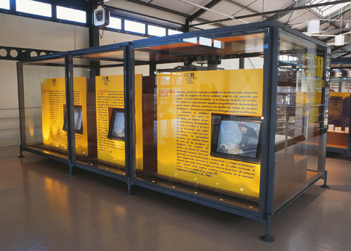 Museografía y exposiciones