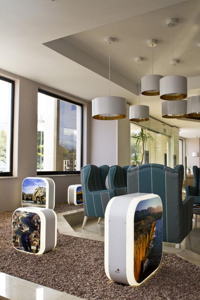 iluminacin a medida hotel la palma llanes auditoria y definicin de las necesidades de iluminacin diseo de los elementos fabricacin e instalacin