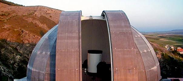cúpula-astronómica