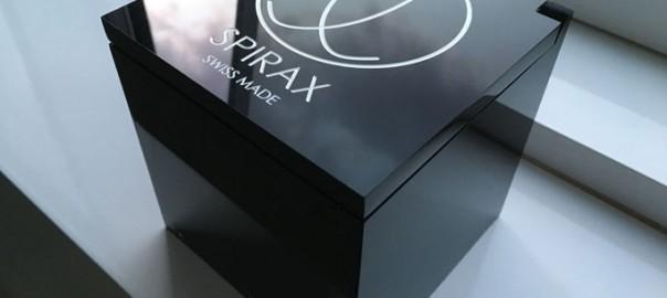 Caja prototipo para reloj
