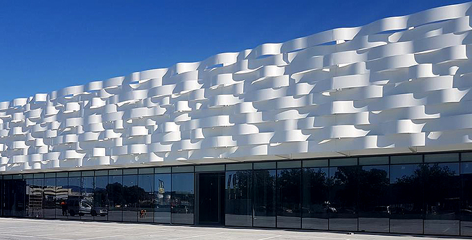 Revestimientos t cnicos ales grupo for Fachada aluminio
