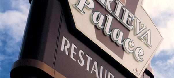 monolitos para restaurantes