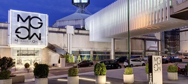 Rebranding de centro comercial