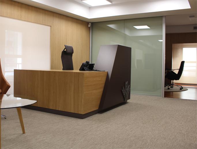 Mesas de recepción | ALES grupo. Diseño y fabricación de ...