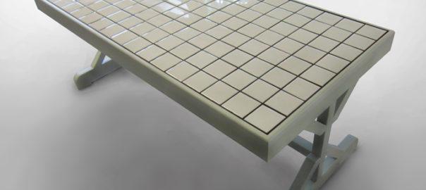 mesa espositor