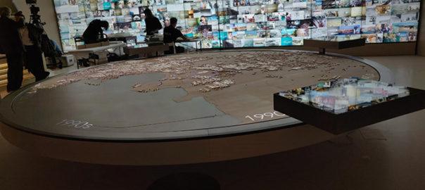 Mobiliario Museo Nacional de Qatar